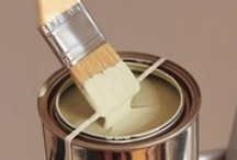 Paint & Stain Ideas / by Elaine Wheeler
