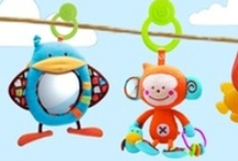 Baby's first toys...first fun !  / First toys for baby......for long last memories !
