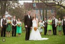 Weddings at Graeme Park / Outdoor, charming, historic wedding venue in Horsham, Montgomery County, PA
