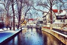 Erfurt, du Schöne.
