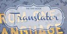 Fashion translator / Fashion translation. Italian fashion.  Do you want to collaborate? email me: onetinybook@gmail.com