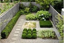 Outdoors ~ Small Space Ideas