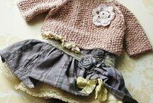 inspiration / vêtements robes
