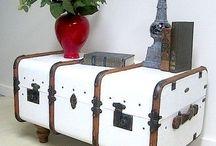 DIY - Suitcases
