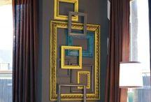 DIY - Trays & Frames