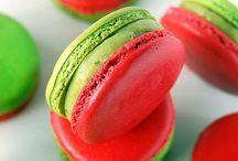 Food - Macarons & Meringues