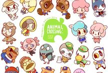 Animal Crossing ^_^ / Most of my life is spent here.