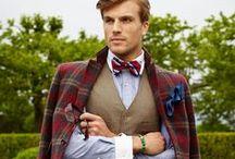 Inspirace / Nechte se inspirovat pánskou módou z celého světa!