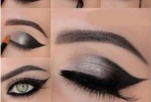 Eye Makeup / eye makeup tips, tutorials, eye makeup products