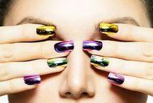Nail Paints and Nail Art / Nail Art, nail paints, nail beauty