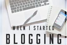 Blogging / General guidance on planning, posting, hosting and maintaining your professional and personal blogs.