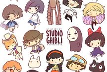 Studio Ghibli ^_^ / A collection of Hayao Miyazaki's beautiful work. Ghibli images, quotes are all put here.