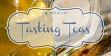 Tasting Teas: Teas from all over the World / The magic of tea is endless, tasting it in different countries is a unique experience. There's no way back from tea! Do you want to collaborate? email me: onetinybook@gmail.com
