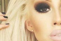 Make Up / makeup trends,  Lips, Face Makeup
