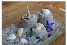 SUMMER Fun & Learning / Preschool summer related activities for the classroom and home! Including numerous outdoor activities, beach, ocean creatures, swimming, 4th of July, BBQ's and more!