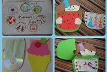 SUMMER CRAFTS KINDERGARTEN