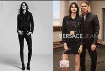 versace jeans. / seducente e glam..la collezione Versace Jeans SS 2015...in questa bacheca abbiamo rispolverato alcune delle campagne più belle di Versace Jeans Couture degli anni 90...è proprio vero che tutto torna :) #WeLove90s