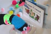 """Book: Mouse Count / Activity ideas inspired by the children's book: """"Mouse Count"""".  Perfect for preschoolers!"""