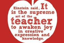 Quotes / Inspirational quotes about children, teaching and parenting.