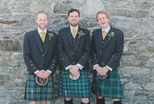 Scottish Weddings / Ideas for incorporating Scottish heritage and traditions into you wedding.