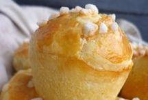cusine sucrée brioches / brioche et pain au lait
