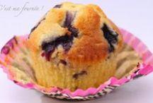 cuisine sucrée muffins, fondants, beignets / desserts