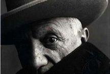Photographer Irving Penn / https://en.wikipedia.org/wiki/Irving_Penn