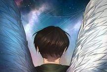 Levi; Attack on Titan; SnK / Heichou