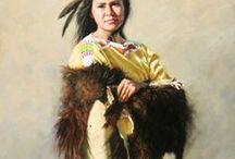 Art of the Southwest / Works of art inspired by the Southwest United States, all by members of American Women Artists.