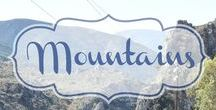 Mountains / Passion for hiking, sightseeing and... vertigo!