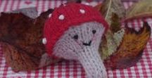 Little Christmas knits / Here are the projects from my Little Christmas Knits book, available to buy on Amazon Kindle - and excellent value, even though I do say it myself