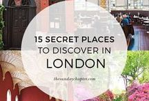 Lively London  / We have a lot of love for London! So much to do and see in one of our favorite cities. #TravelPirates