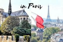 C'est La Paris / Head to the City of Lights inspired & with the best tips!