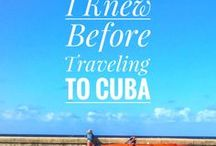 Uniquely Cuba / Experience Cuba's colorful architecture, joyful people, and interesting pasty! #TravelPirates