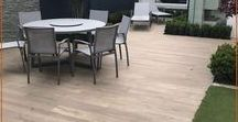 Outdoor Tiles / Beautiful and stylish porcelain tiles that are suitable for your garden, patio and outdoor areas.