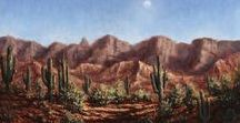 AWA Tucson 2017 / Images of works from the Under a Vast Sky exhibition at the Tucson Desert Art Museum, October 13-December 3, 2017
