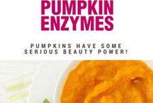 Pumpkin Inspired Beauty & Skincare / Pumpkin Inspired Skincare DIYs