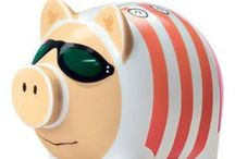 Piggybanks and Piggies / by Select Yachts