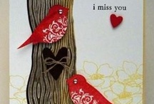 Bird Cards & Tags DIY / by Marianne Donohue