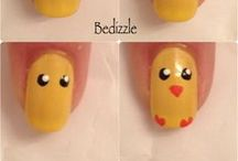 Nail Art....and tips for Nails / Just cute tips to use for Nails. / by Tammy Loggins-Townsend