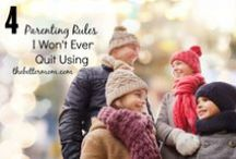 Parenting / Parenting tips and inspiration. Great for those days when things are especially hard.