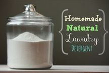 Natural Home / Tips and tricks for taking care of your home without harmful chemicals. Lots of DIY recipes to save money!