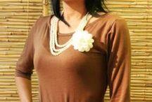 vulgaris bamboo short dress
