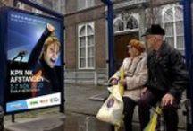 KNSB Campagne / Dizain (www.dizain.nl) heeft een nieuwe stijl gecreëerd voor de communicatie rondom de KNSB-schaatstoernooien (o.a. NK Afstanden, NK Sprint en Allround). Om de spanning van de wedstrijden weer te geven worden de schaatsers (zoals Wüst en Tuitert) als helden geportretteerd, geïsoleerd in een dynamische omgeving.