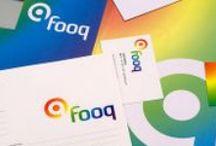 FOOQ / Fooq ontwikkelt vastgoed voor maatschappelijke organisaties. De OQ in Fooq staat voor 'OntwikkelingsQuotiënt' – een uiting van haar maatschappelijke gedrevenheid. Deze naam wordt ondersteund door de door Dizain (www.dizain.nl) ontwikkelde huisstijl en een nog opvallender thematiek: 'Fooq haalt eruit wat erin zit'. Een krachtig beeldconcept waarbij de inktvlektest van de Zwitserse psychiater Hermann Rorschach duidelijk maakt hoe een creatief (bouw)proces werkt.
