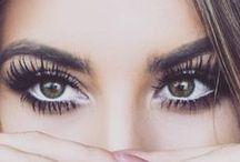 * Augen & Make up*