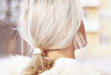 Blonde Hair / Glorious hair...long blonde hair, short blonde hair / by The Urban Mum