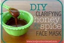 Natural Body / Pamper and take your of your body naturally. Lots of recipes for personal care!