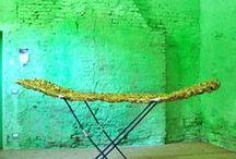 Golden expansion/Goldene Erweiterung / Wilhelm Roseneder Sculpture www.wilhelmroseneder.com