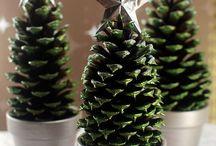 Navidad / Manualidades bonitas y faciles para navidad